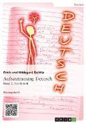 Cover-Bild zu Bulitta, Erich: Aufsatztraining Deutsch - Band 2: Der Bericht (eBook)
