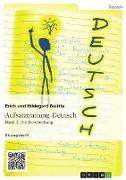 Cover-Bild zu Bulitta, Erich: Aufsatztraining Deutsch - Band 3: Die Beschreibung (eBook)