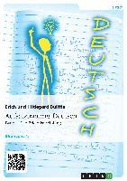 Cover-Bild zu Bulitta, Erich: Aufsatztraining Deutsch - Band 1: Die Erlebniserzählung