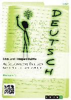 Cover-Bild zu Bulitta, Erich: Aufsatztraining Deutsch - Band 4: Alltagssituationen bewältigen