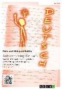 Cover-Bild zu Bulitta, Erich: Aufsatztraining Deutsch - Band 6: Übungsbuch zur gezielten Vorbereitung auf Prüfungen - mit Kopiervorlagen (eBook)