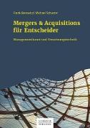 Cover-Bild zu Schuster, Michael: Mergers & Acquisitions für Entscheider (eBook)