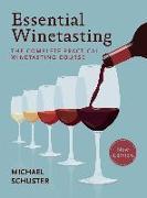 Cover-Bild zu Schuster, Michael: Essential Winetasting (eBook)