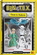 Cover-Bild zu Schuster, Michael: Ben & T.E.X. - Chaos in Avalonia