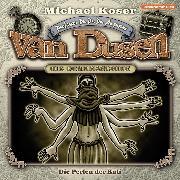 Cover-Bild zu Koser, Michael: Professor van Dusen, Folge 6: Die Perlen der Kali (Audio Download)