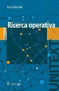 Cover-Bild zu Ricerca Operativa von Serafini, Paolo