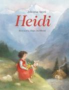 Cover-Bild zu Heidi von Spyri, Johanna