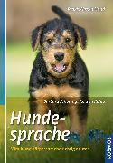 Cover-Bild zu Hundesprache (eBook) von Schöning, Barbara