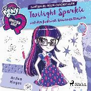 Cover-Bild zu My Little Pony - Equestria Girls - Twilight Sparkle und der funkelnde Wissenswettbewerb (Audio Download) von Hayes, Arden