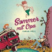 Cover-Bild zu Sommer mit Opa (Audio Download) von Welk, Sarah