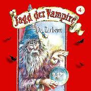 Cover-Bild zu Jagd der Vampire, Folge 4: Der Zauberer (Audio Download) von Herwald, Hans-Joachim