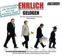 Cover-Bild zu Ehrlich gelogen von Demmelhuber, Eva