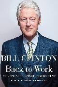 Cover-Bild zu Back to Work von Clinton, Bill
