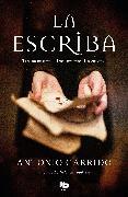 Cover-Bild zu La escriba / The Scribe von Garrido, Antonio