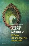 Cover-Bild zu Crónica de una muerte anunciada von García Márquez, Gabriel