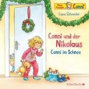 Cover-Bild zu Conni und der Nikolaus / Conni im Schnee von Schneider, Liane
