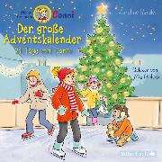 Cover-Bild zu Der große Adventskalender (Audio Download) von Sander, Karoline