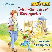 Cover-Bild zu Conni kommt in den Kindergarten / Conni geht aufs Töpfchen von Schneider, Liane