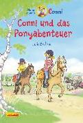 Cover-Bild zu Conni und das Ponyabenteuer von Boehme, Julia