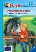 Cover-Bild zu Pferdegeschichten von Boehme, Julia