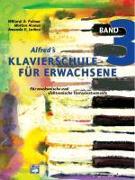 Cover-Bild zu Klavierschule für Erwachsene 3 von Palmer, Willard A.