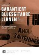 Cover-Bild zu Garantiert Bluesgitarre lernen von Saitenhieb, Andi