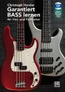 Cover-Bild zu Garantiert Bass lernen von Herder, Christoph