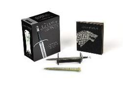 Cover-Bild zu Game of Thrones: Longclaw Collectible Sword von Press, Running