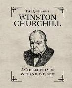 Cover-Bild zu The Quotable Winston Churchill von Press, Running