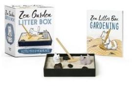Cover-Bild zu Zen Garden Litter Box von Press, Running