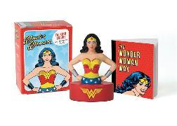 Cover-Bild zu Wonder Woman Talking Figure and Illustrated Book von Running Press