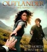 Cover-Bild zu Outlander: Mini Mortar & Pestle Set von Press, Running