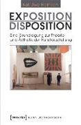 Cover-Bild zu Exposition / Disposition (eBook) von Hemken, Kai-Uwe