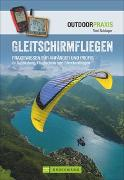 Cover-Bild zu Gleitschirmfliegen von Schlager, Toni