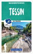 Cover-Bild zu Tessin Wanderführer von Hallwag Kümmerly+Frey AG (Hrsg.)