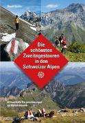 Cover-Bild zu Die schönsten Zweitagestouren in den Schweizer Alpen von Coulin, David (Fotogr.)
