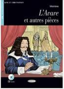 Cover-Bild zu L'Avare et autres Pieces (mit CD) von Molière