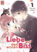Cover-Bild zu Amano, Shinobu: Liebe auf den ersten Biss - Band 1