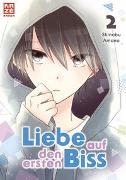 Cover-Bild zu Amano, Shinobu: Liebe auf den ersten Biss - Band 2