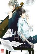 Cover-Bild zu Tokoro, Kemeko: Der Klang meines Herzens 01