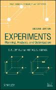 Cover-Bild zu Wu, C. F. Jeff: Experiments