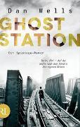 Cover-Bild zu Ghost Station von Wells, Dan