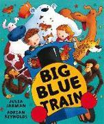 Cover-Bild zu Jarman, Julia: Big Blue Train