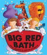 Cover-Bild zu Jarman, Julia: Big Red Bath Big Book