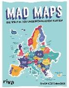 Cover-Bild zu Mad Maps (eBook)