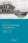 """Cover-Bild zu """"Ich bin an diesem Ort geboren"""" (eBook) von Zander, Sylvina"""