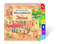 Cover-Bild zu Mein kleines Bibel-Wimmelbuch von Jesus von Abeln, Reinhard