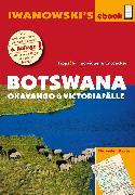 Cover-Bild zu Botswana - Okavango und Victoriafälle - Reiseführer von Iwanowski (eBook) von Iwanowski, Michael