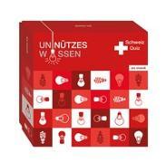 Cover-Bild zu Unnützes Wissen Schweiz von Wilkes, Johannes