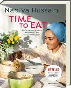 Cover-Bild zu Time to eat von Hussain, Nadiya